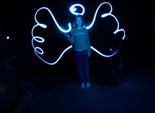 12 Light Painting