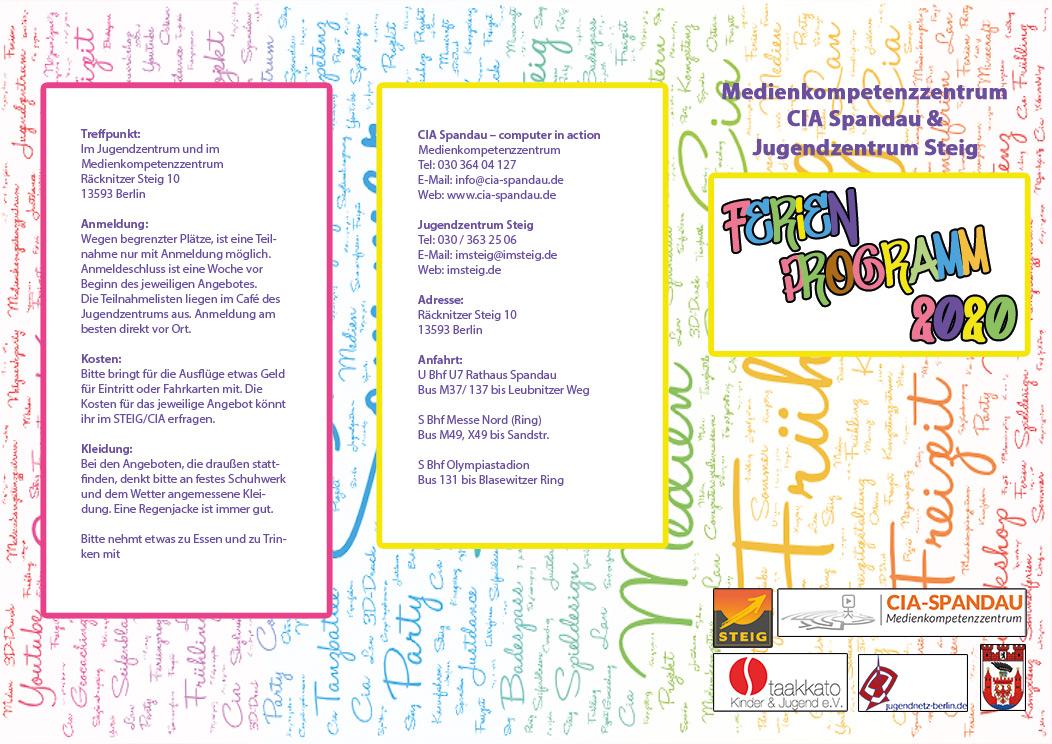 Ferienprogramm 2020_Flyer S.1